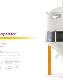 Aspirational-separator