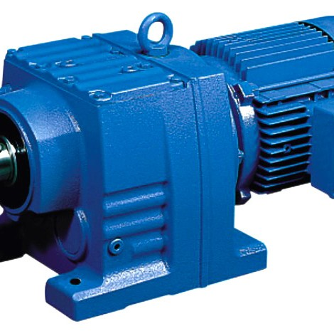 Blue_Geared_Motor